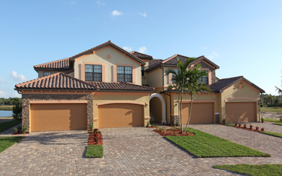 Two Story Coach Homes