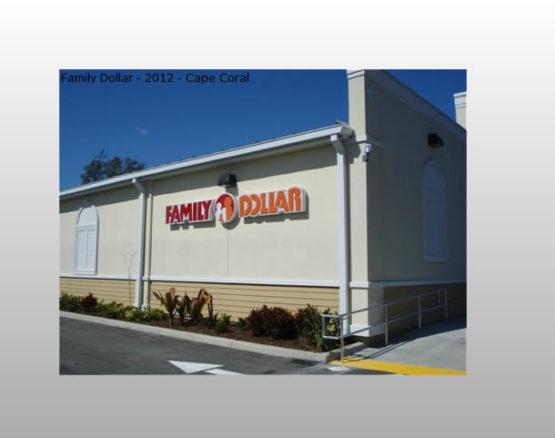 Family Dollar Store