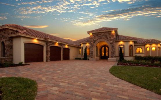 Tuscan Estates Model Home