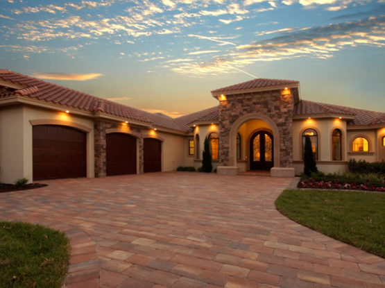 Tuscan Estates Model Home