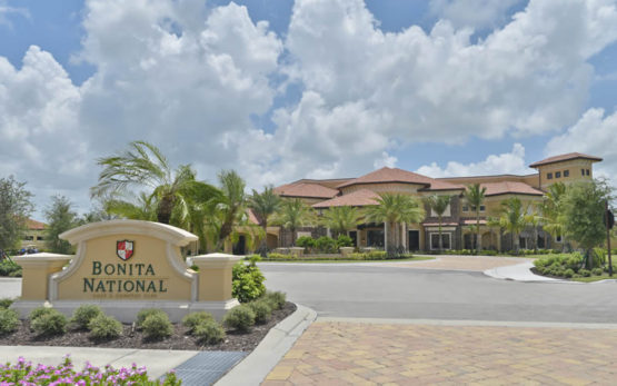 Bonita National Clubhouse
